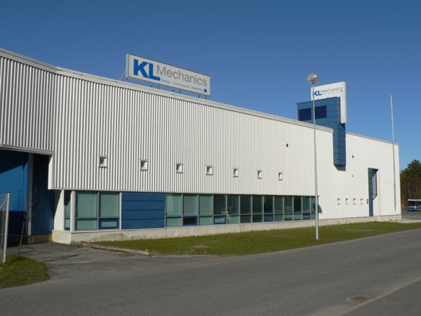 KL Mechanics Oy, Oulu