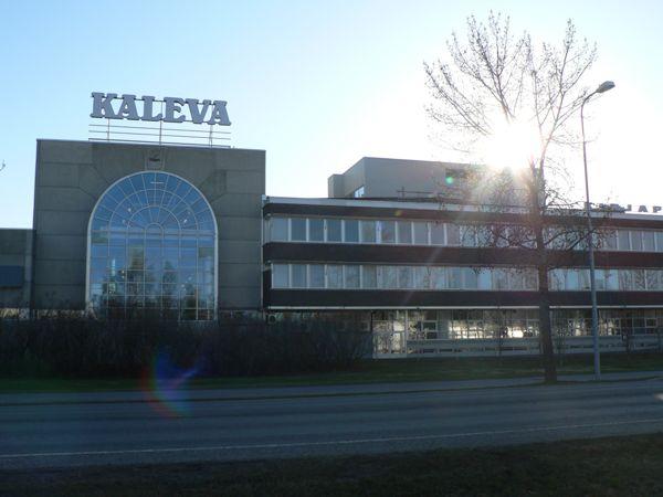 Kalevan asiakaspalvelu, Oulu