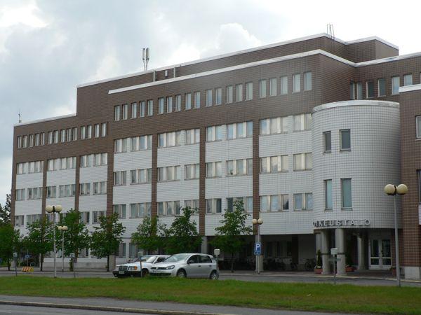 Oulun käräjäoikeus, Oulun kanslia, Oulu