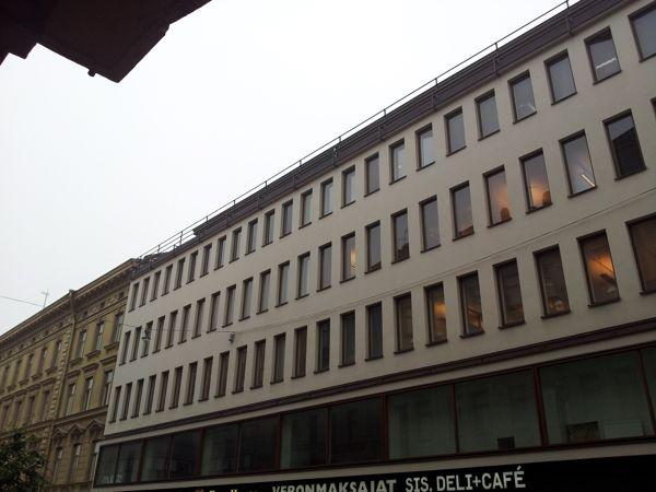 Helvar Merca Oy Ab, Helsinki