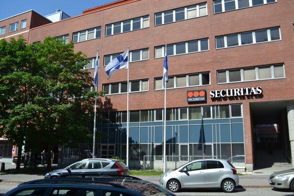 Securitas Oy Raahe, Raahe