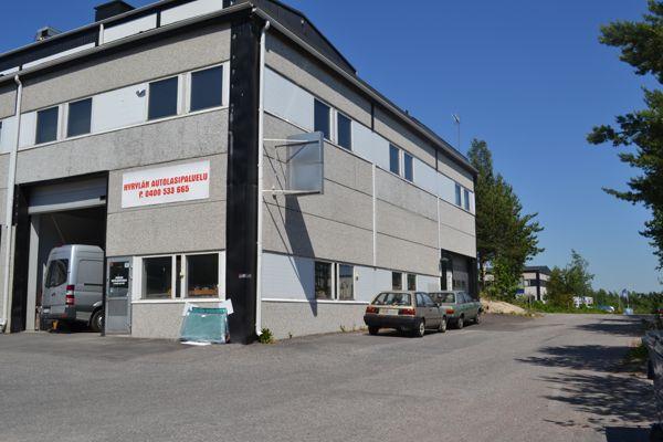 Hyrylän Autolasipalvelu, Tuusula