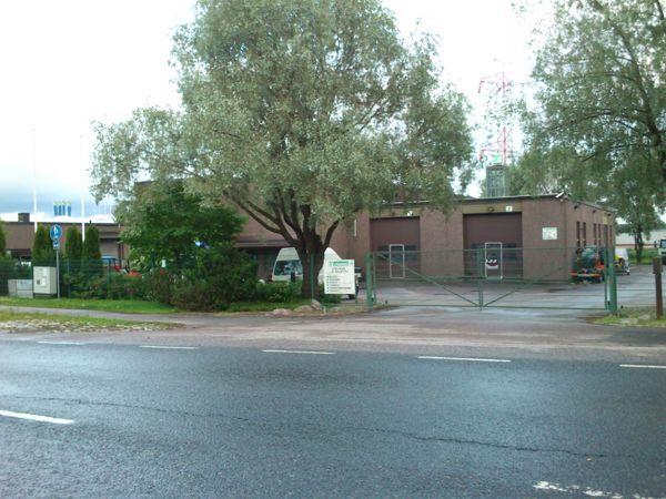 Har-Jus Oy Ab, Vantaa