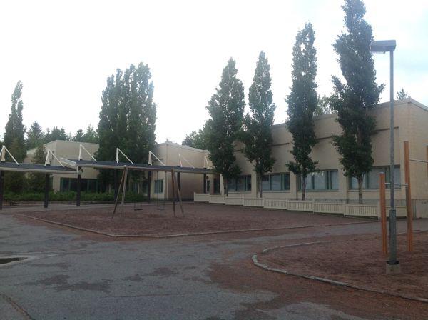 Kouvolan kaupunki Vahteron koulu, Kouvola