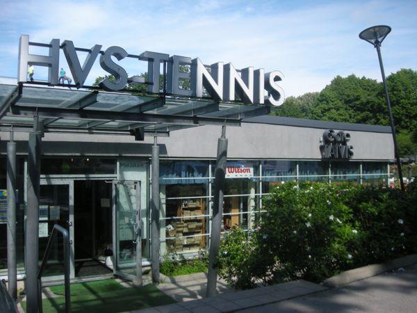 Taivallahden Tenniskeskus, Helsinki