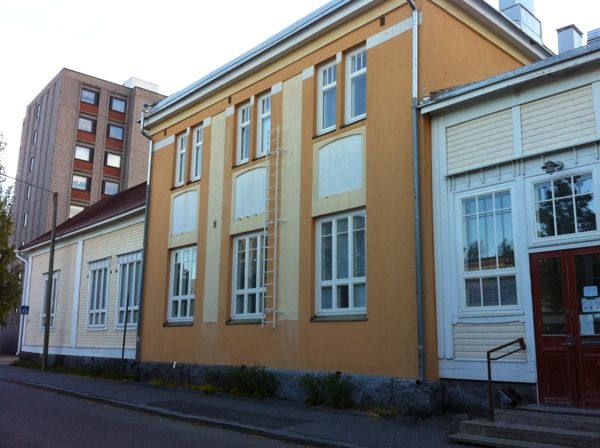 Vaasan Setlementtiyhdistys r.y - Vasa Settlementförening r.f, Vaasa