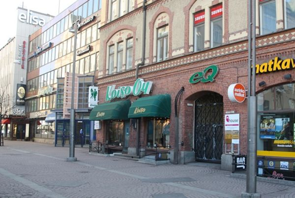Koiso Oy, Tampere