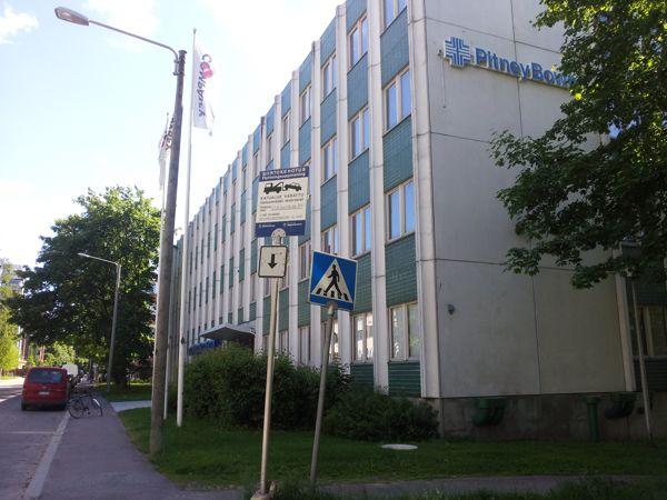 Pitney Bowes Oy, Helsinki