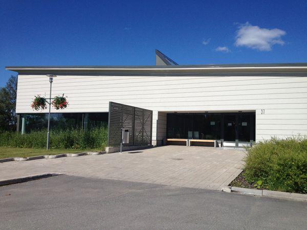 Lammin uimahalli, Hämeenlinna