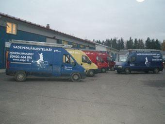Etelä-Suomen Peltipojat Oy, Helsinki