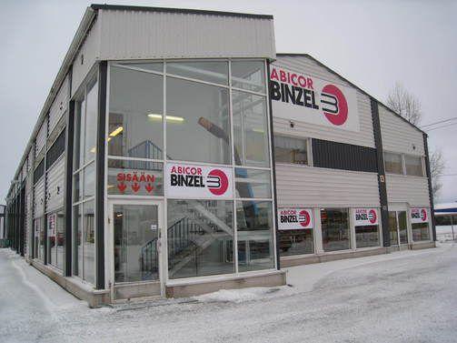 Abicor Binzel Finland Oy, Pori