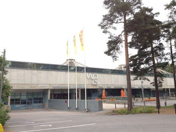 Espoon kaupunki WeeGee Näyttelykeskus, Espoo