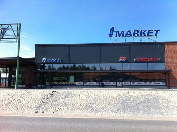 K-Market Vuoksenniska