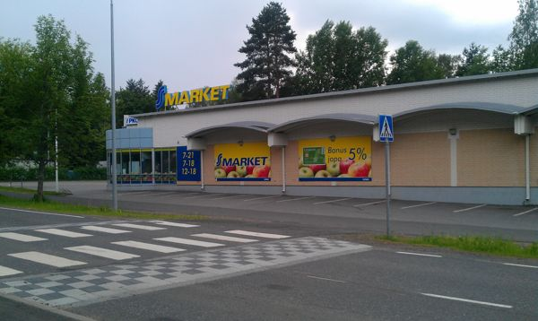 S-market Hammaslahti, Joensuu