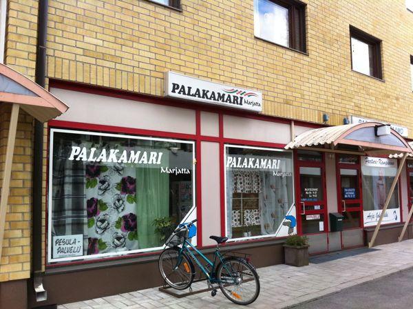 Palakamari Marjatta, Kurikka