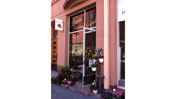Kukkakauppa Cawell, Helsinki