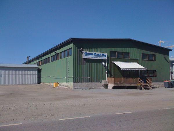 Scan-Cast Oy, Tampere
