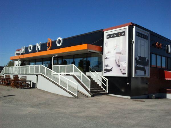 Mondo sisustus/Soffatalo, Vantaa