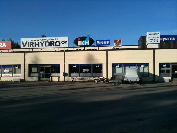 Virhydro Oy, Virrat