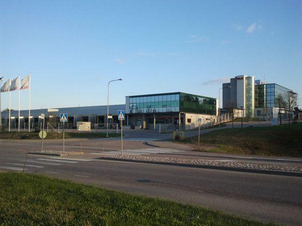 SLO Vantaan myyntikonttori, Vantaa