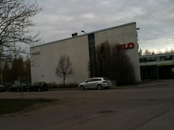 SLO Helsinki, Konala, Helsinki