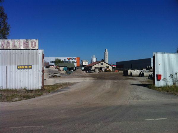 Kirbeto Oy, Vantaa