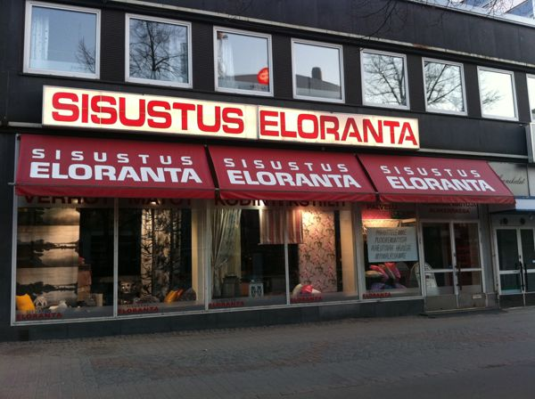 Sisustus Eloranta Oy, Lahti