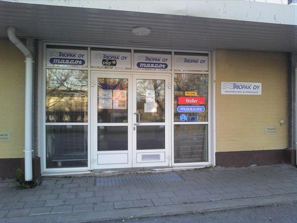 Triopak Oy, Turku