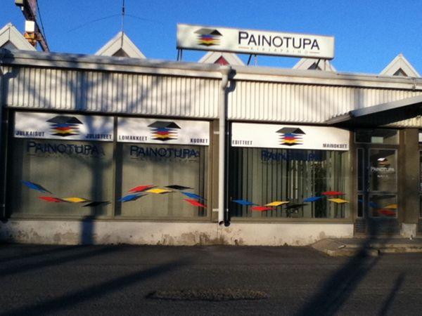 Kirjapaino Painotupa Oy, Oulu