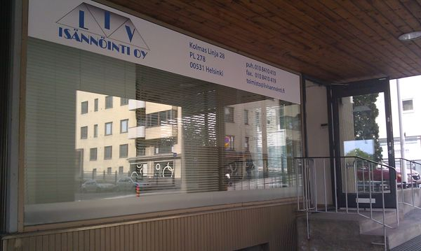 Isännöintipalvelu LIV Isännöinti Oy, Helsinki