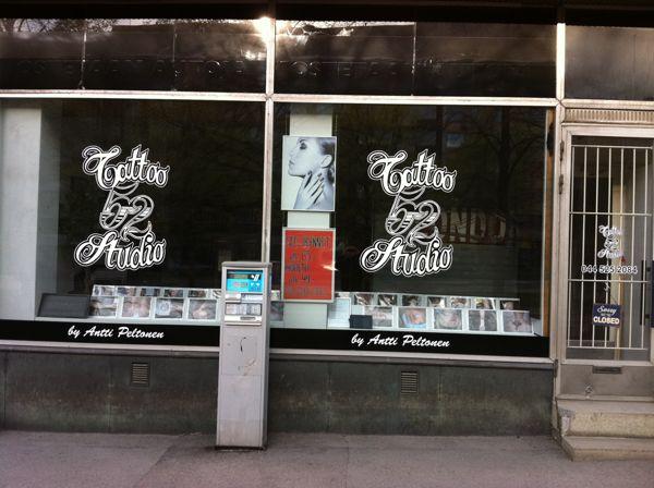 Tattoo Studio 52, Tampere