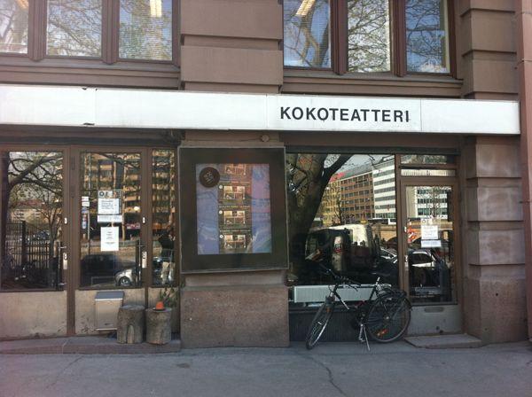 KokoTeatteri, Helsinki