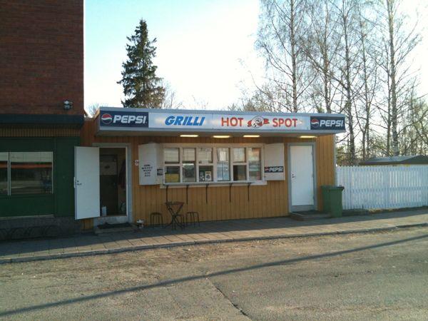 Grilli Hot Spot, Kouvola