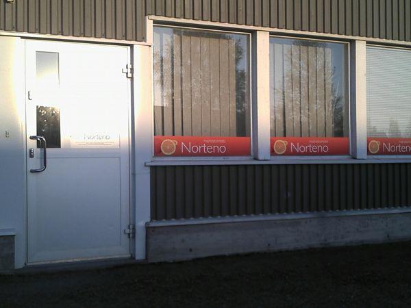 Mainostoimisto Norteno Oy, Salo