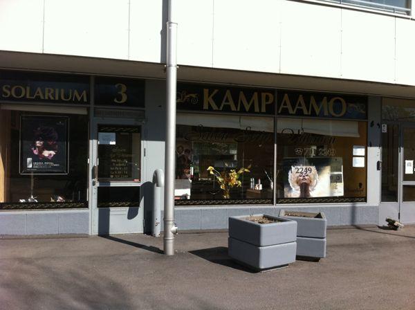 Kampaamo Salon Seija Viitanen, Helsinki