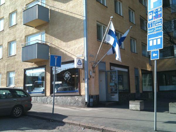 Alppi-Avain Oy, Helsinki