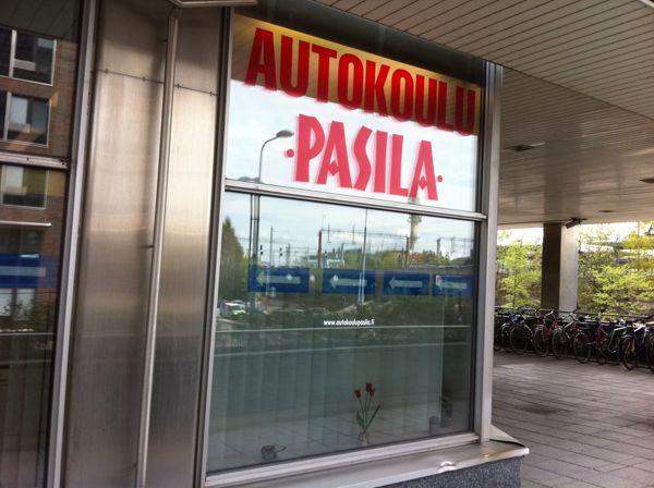 Autokoulu Pasila Oy, Helsinki
