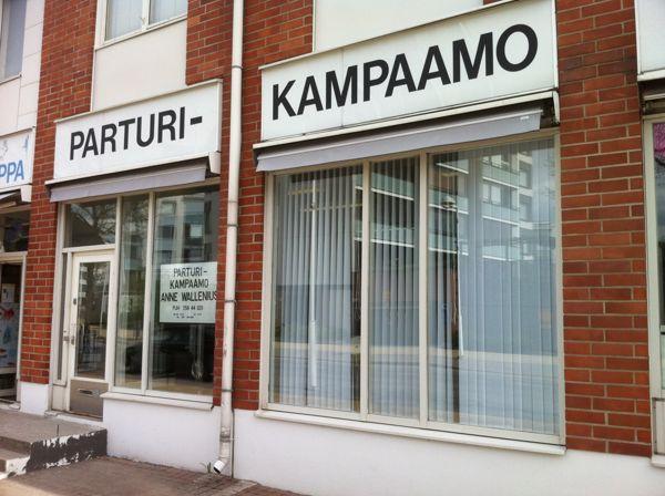 Parturi-Kampaamo Anne Wallenius Ky, Kerava