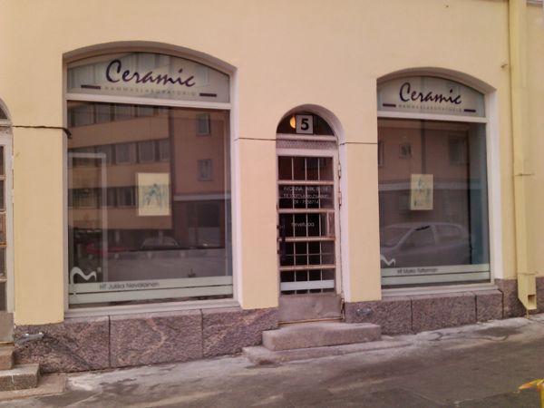 Hammaslaboratorio Ceramic Oy, Helsinki
