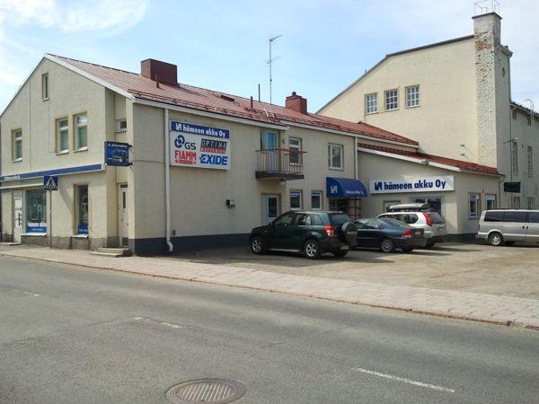 Hämeen Akku Oy, Hämeenlinna
