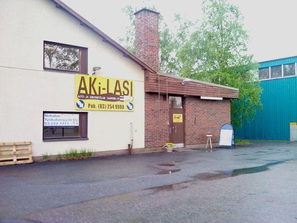 AKi-Lasi, Tampere