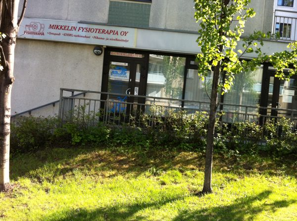Mikkelin Fysioterapia Oy, Mikkeli