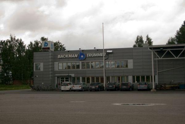 Backman-Trummer Oy Ab Vaasa, Vaasa