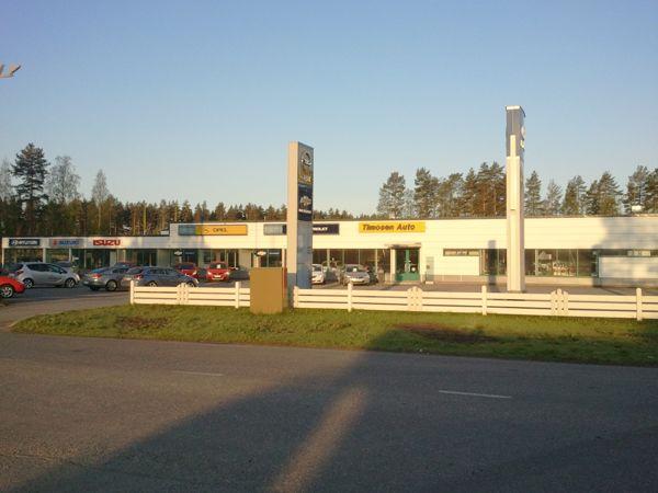 Timosen Auto Oy, Joensuu