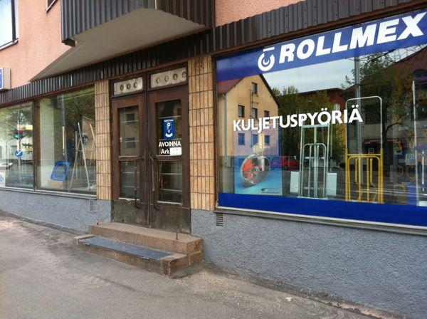 Rollmex Oy, Lahti