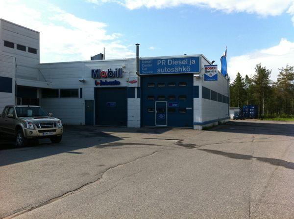 PR Diesel ja Autosähkö Ky, Rovaniemi