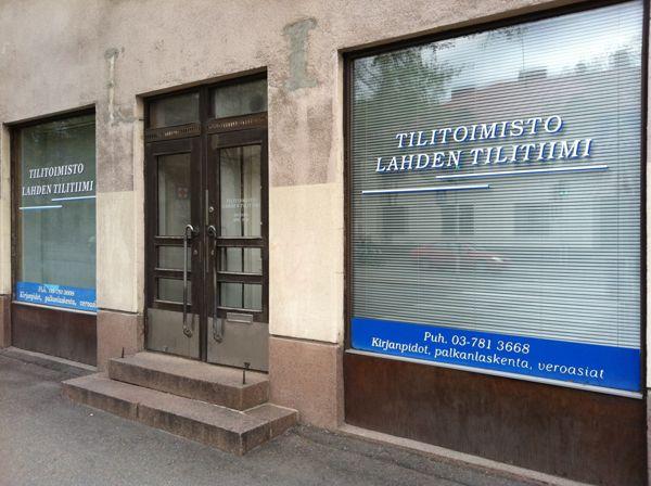 Tilitoimisto Lahden Tilitiimi Oy, Lahti
