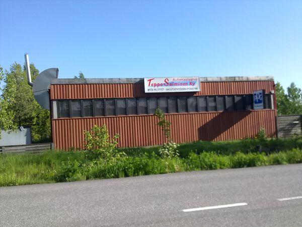 Automaalaamo Teppo Salminen Ky, Naantali