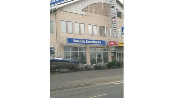 Koneliike Korteniemi Oy, Rovaniemi