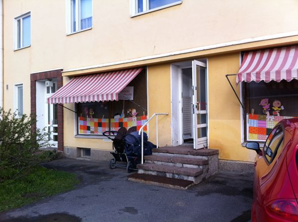 Päiväkoti Pallero, Oulu